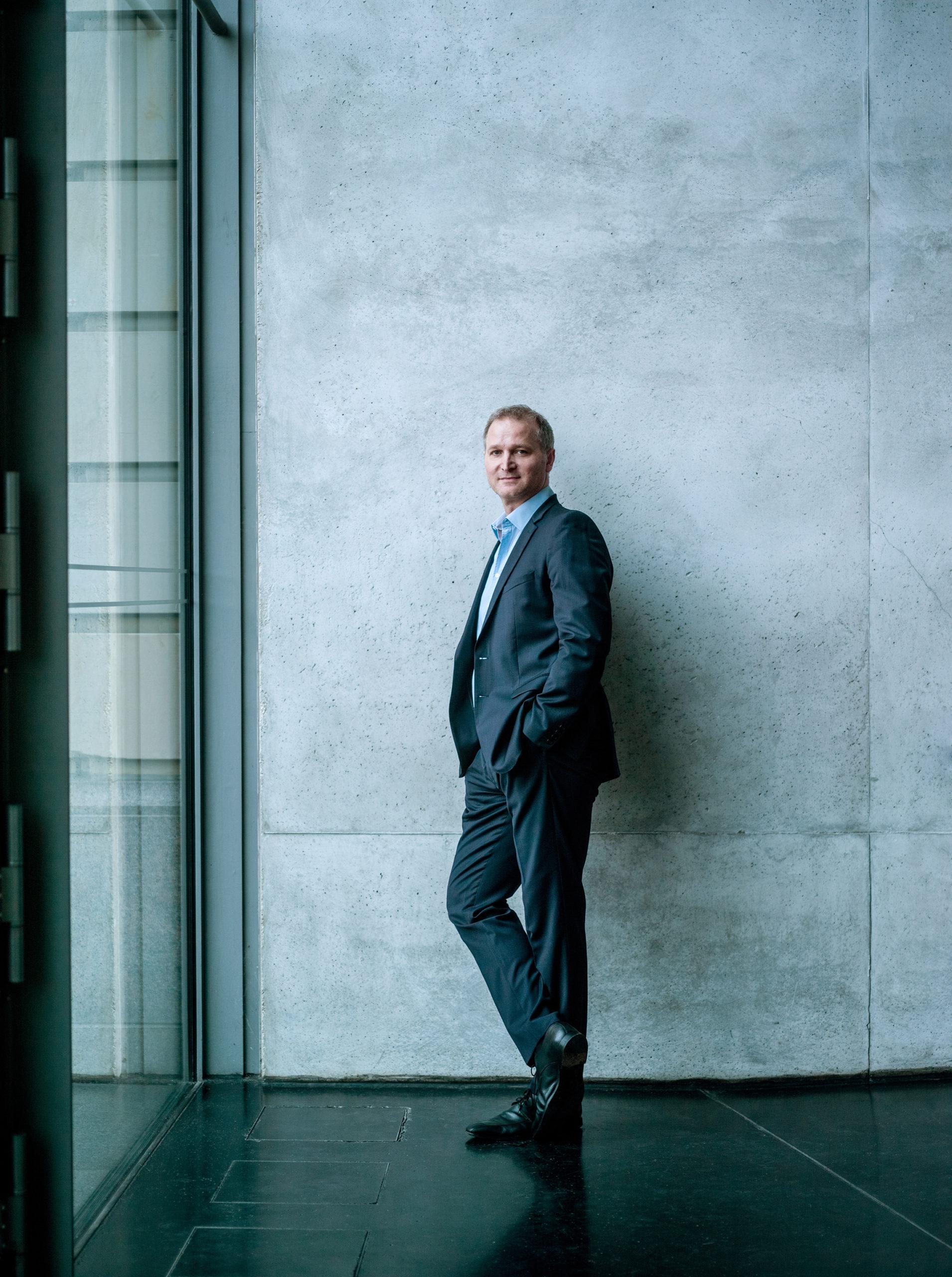 Coach Frank Nussbaum - Experte im Bereich situative Führung